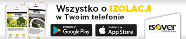 Isover Aplikacja mobilna o izolacji