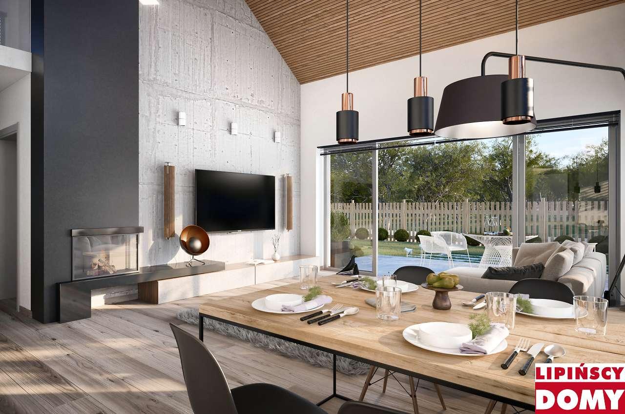 projekt domu Royan III dcb89b Lipińscy Domy
