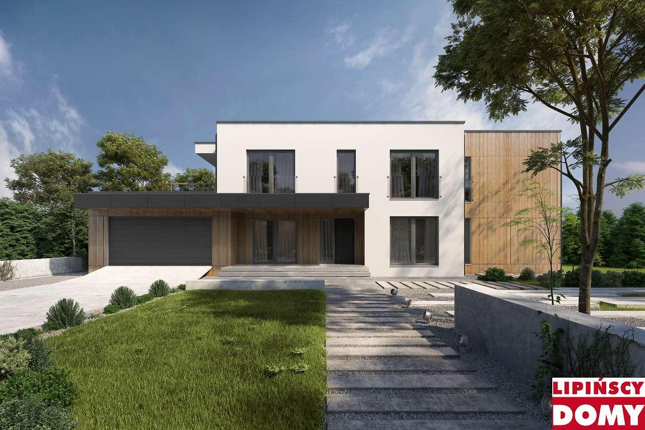 projekt domu Santander dcp371 Lipińscy Domy