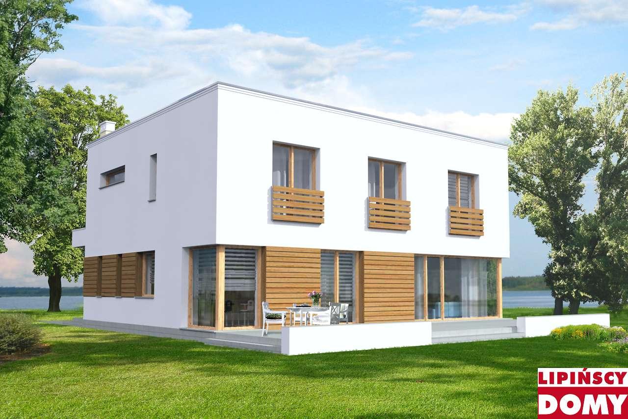 projekt domu pasywnego Tarent ldp05 Lipińscy Domy