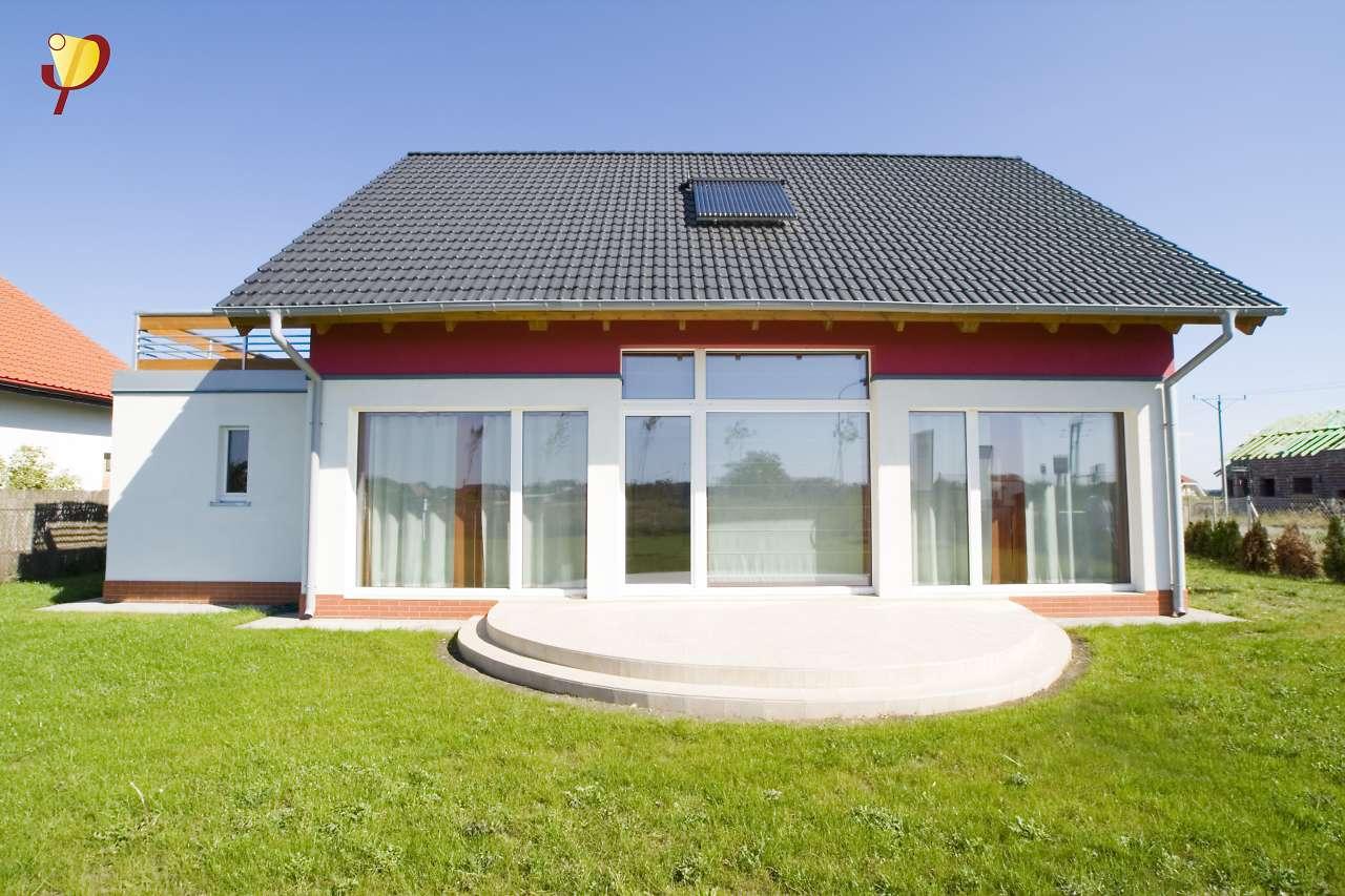 certyfikowany dom pasywny biura Lipińscy Domy
