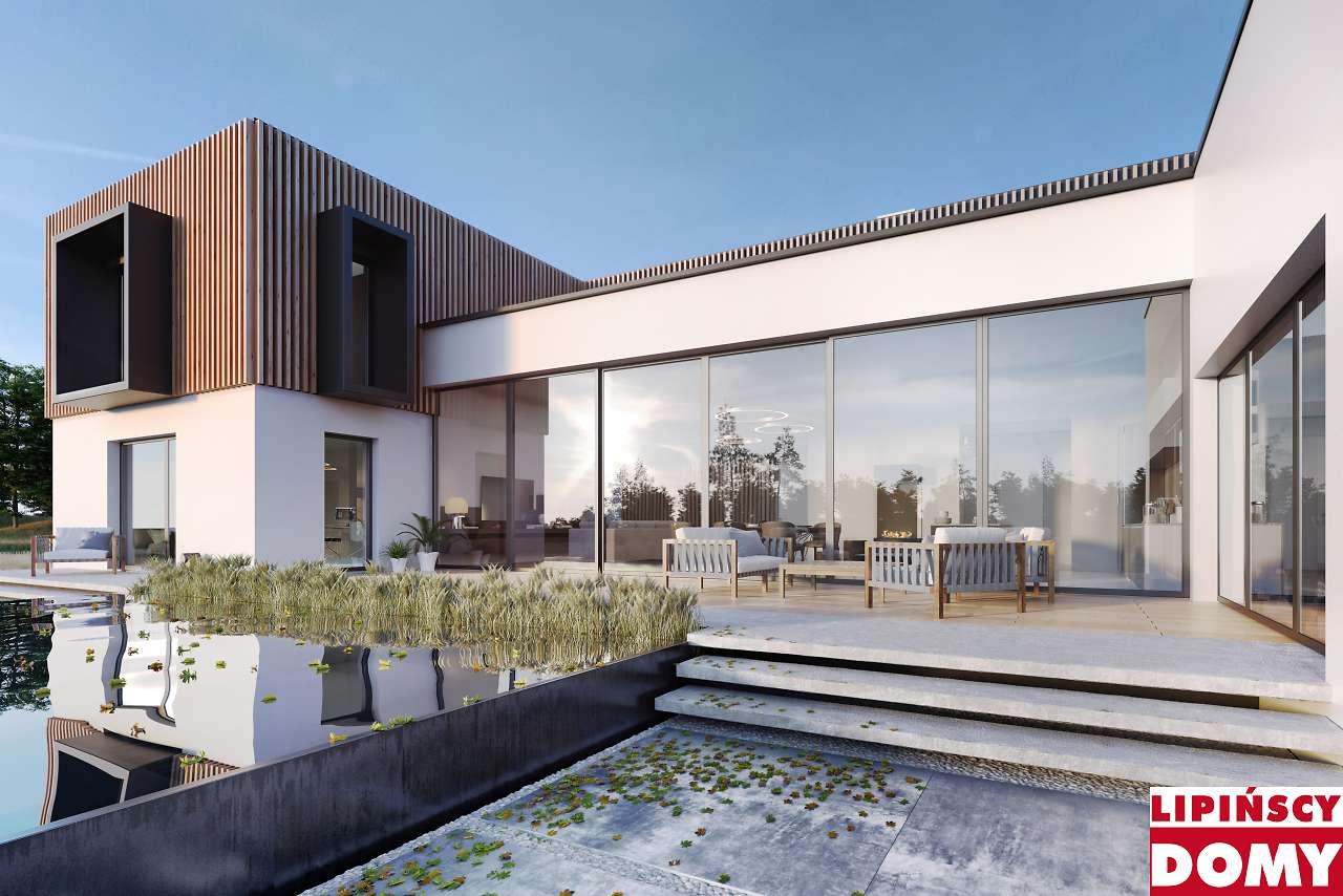 nietypowy projekt domu Annecy dcp360 Lipińscy Domy