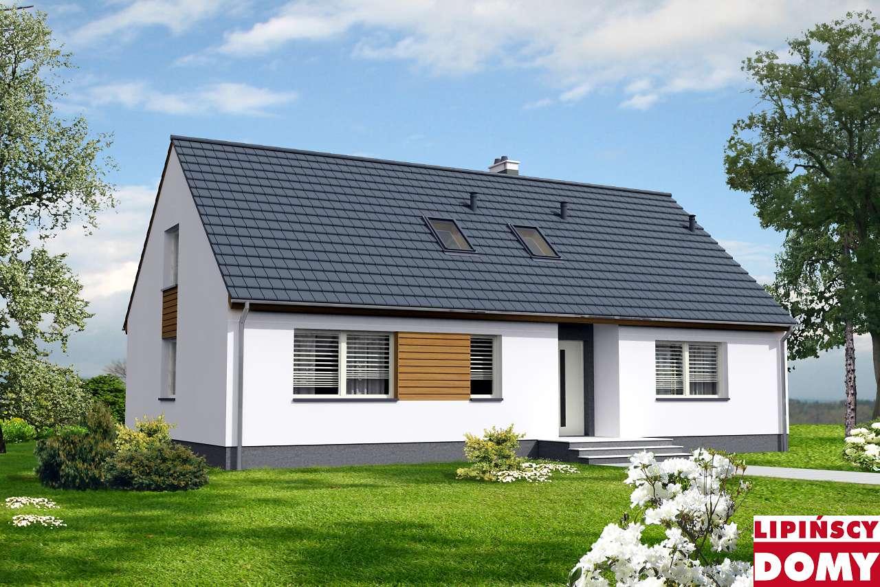 projekt domu Ostenda lmb141 Lipińscy Domy