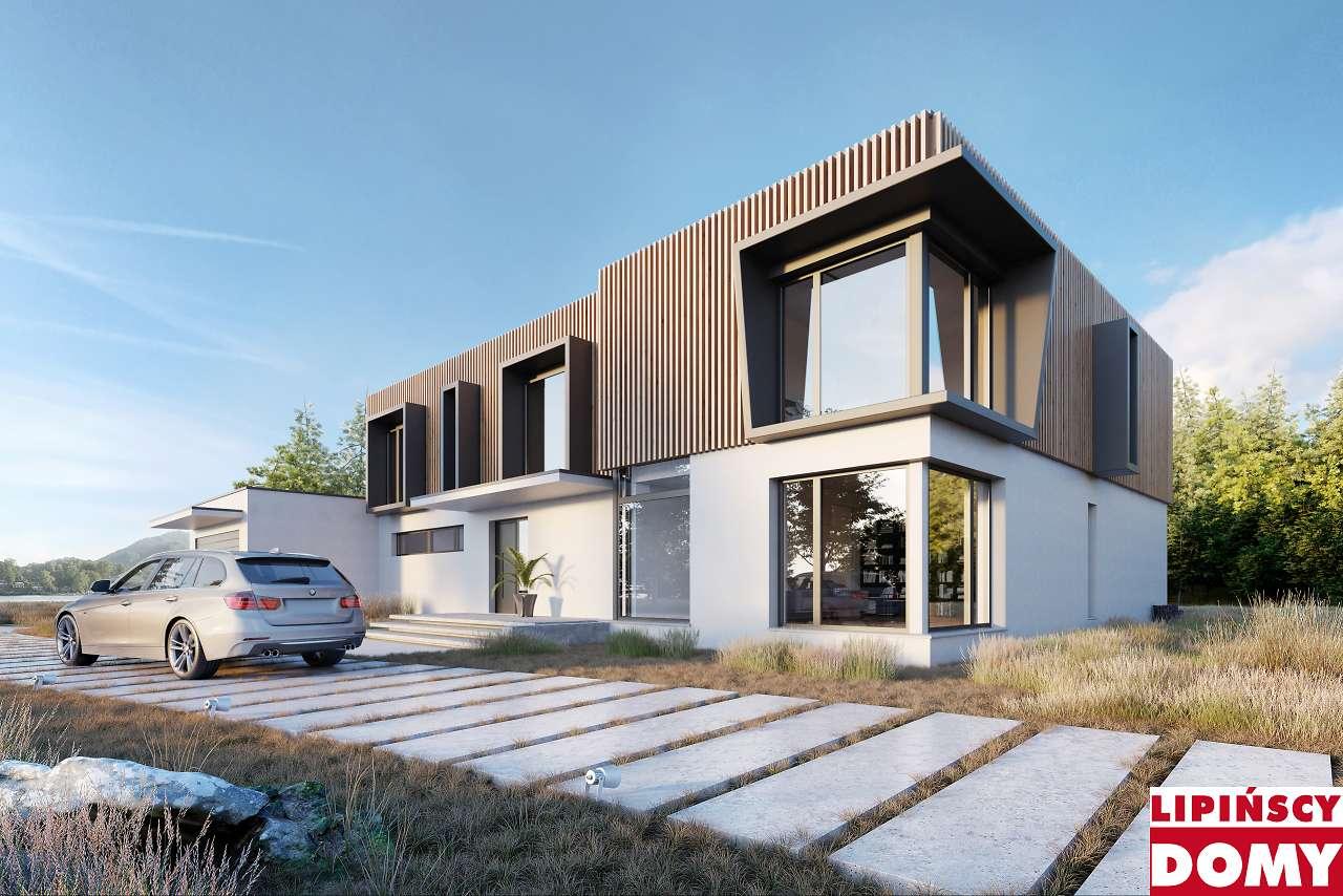 projekt domu Annecy dcp360 Biuro Lipińscy Domy