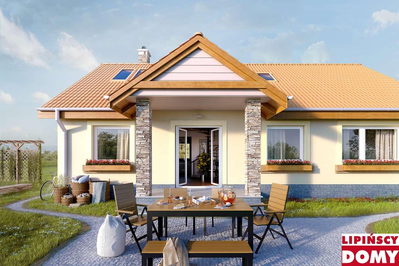 projekt domu Haga lmb47 Lipińscy Domy