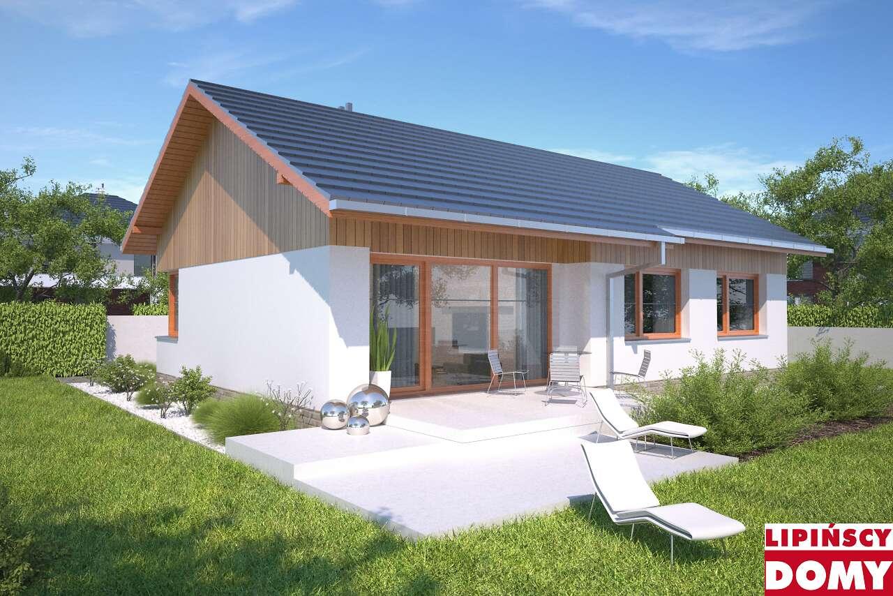 projekt domu Royan IV dcb89c Lipińscy Domy