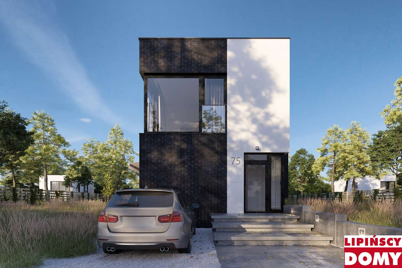 projekt domu Tanger dcp375 Lipińscy DOmy