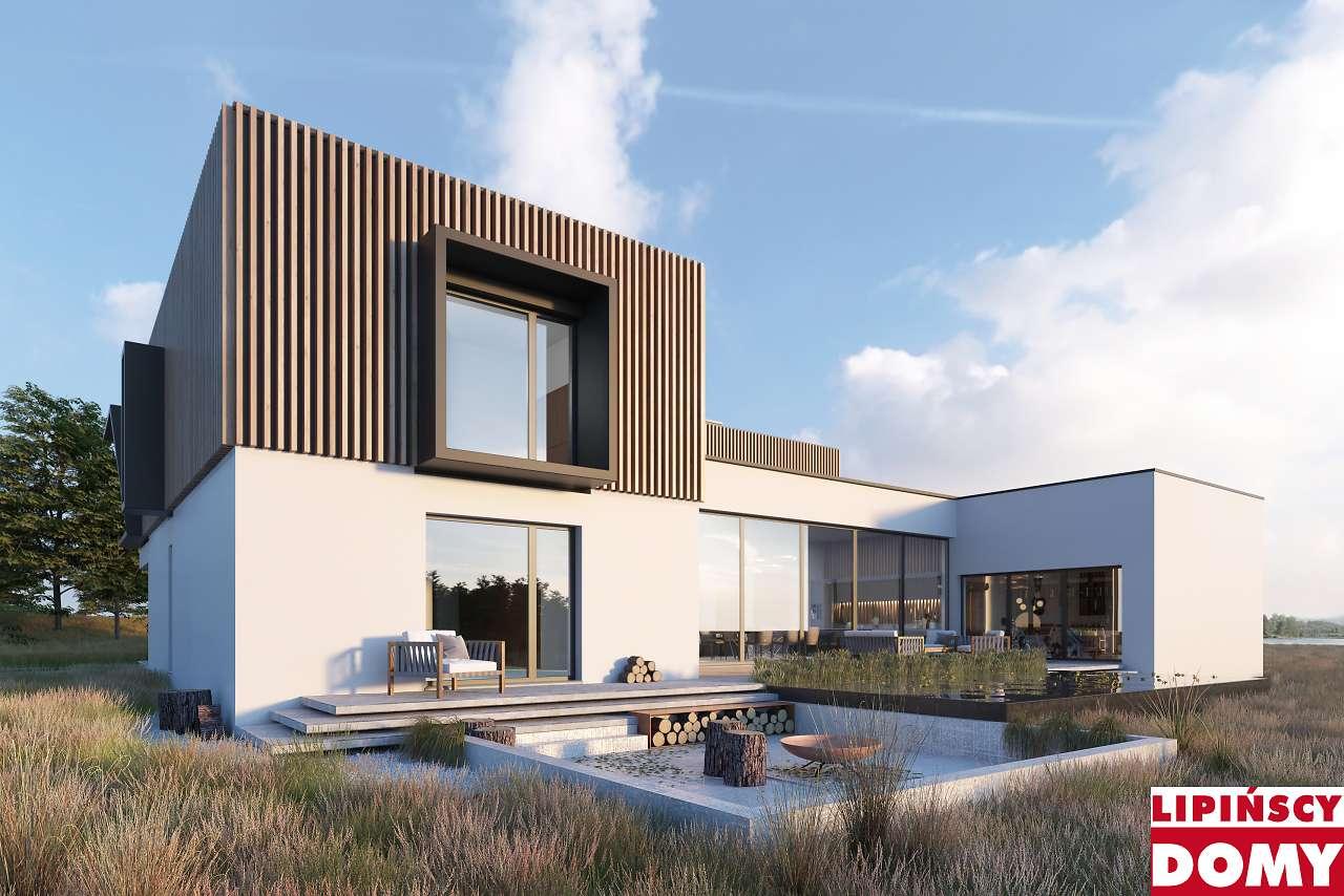 projekt domu Annecy dcp360 Lipińscy Domy