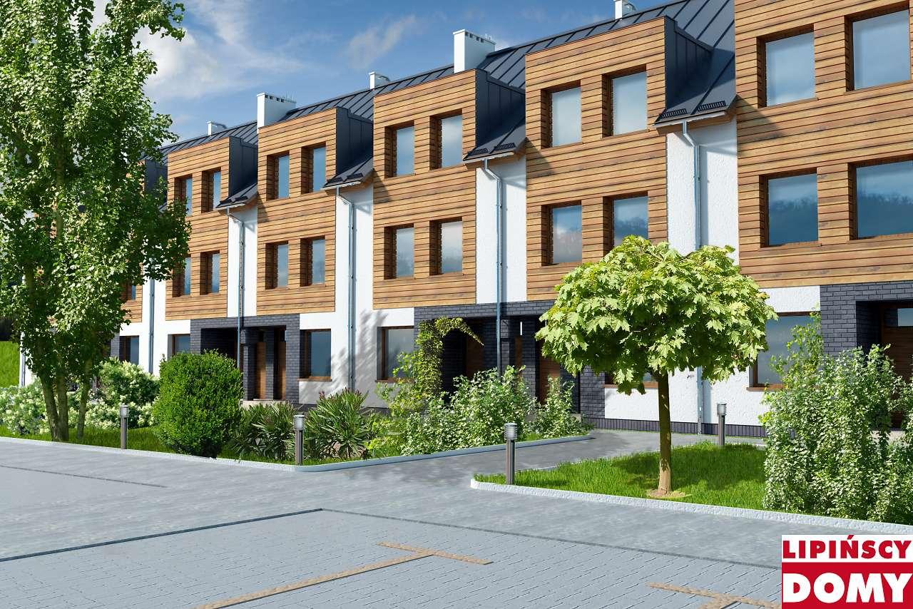 projekt domu wielorodzinnego Belfort dcsw08 Lipińscy Domy