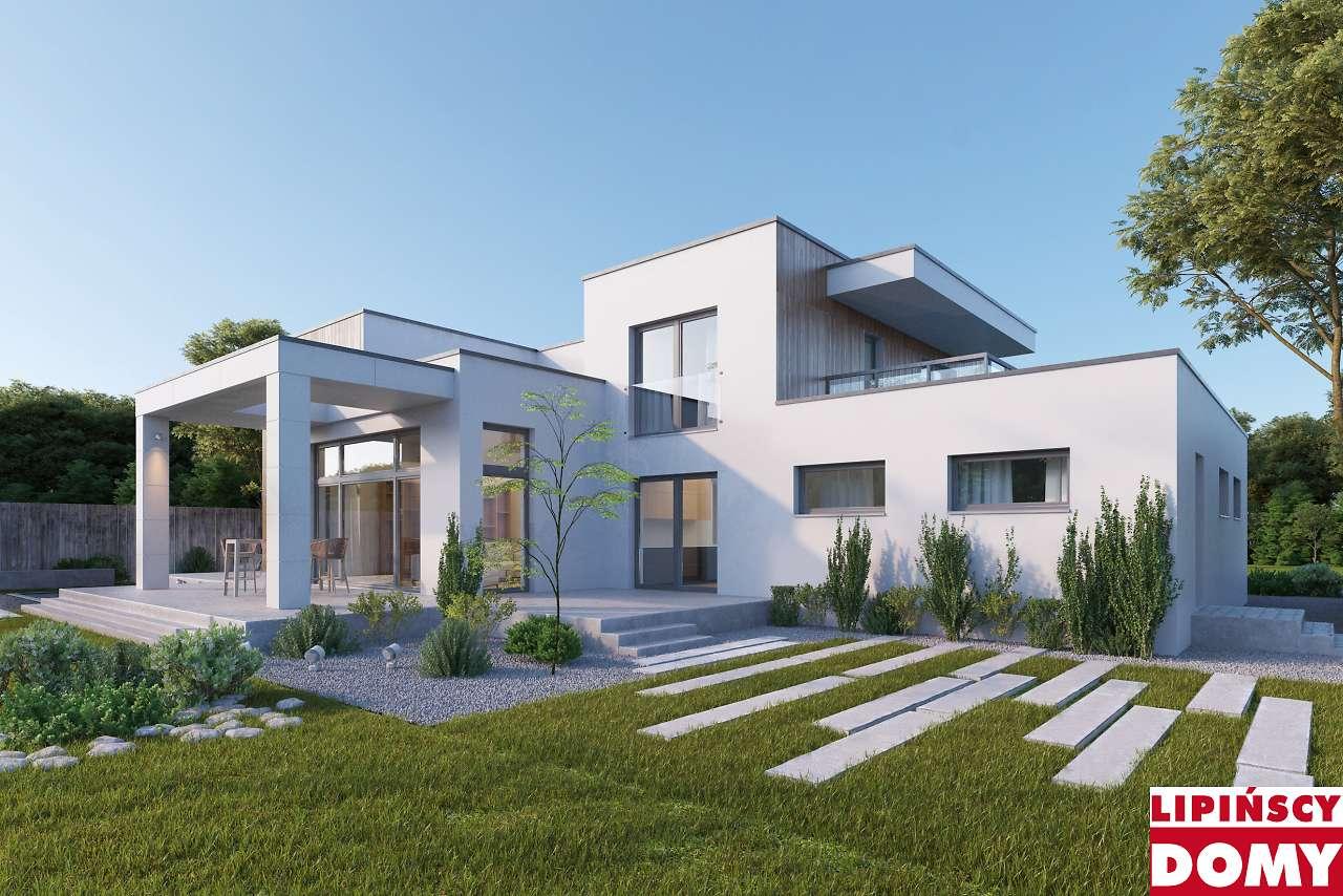 projekt Santander dcp371 Lipińscy Domy