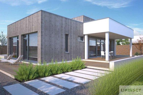 projekt domu Edison dcb108 Lipińscy Domy
