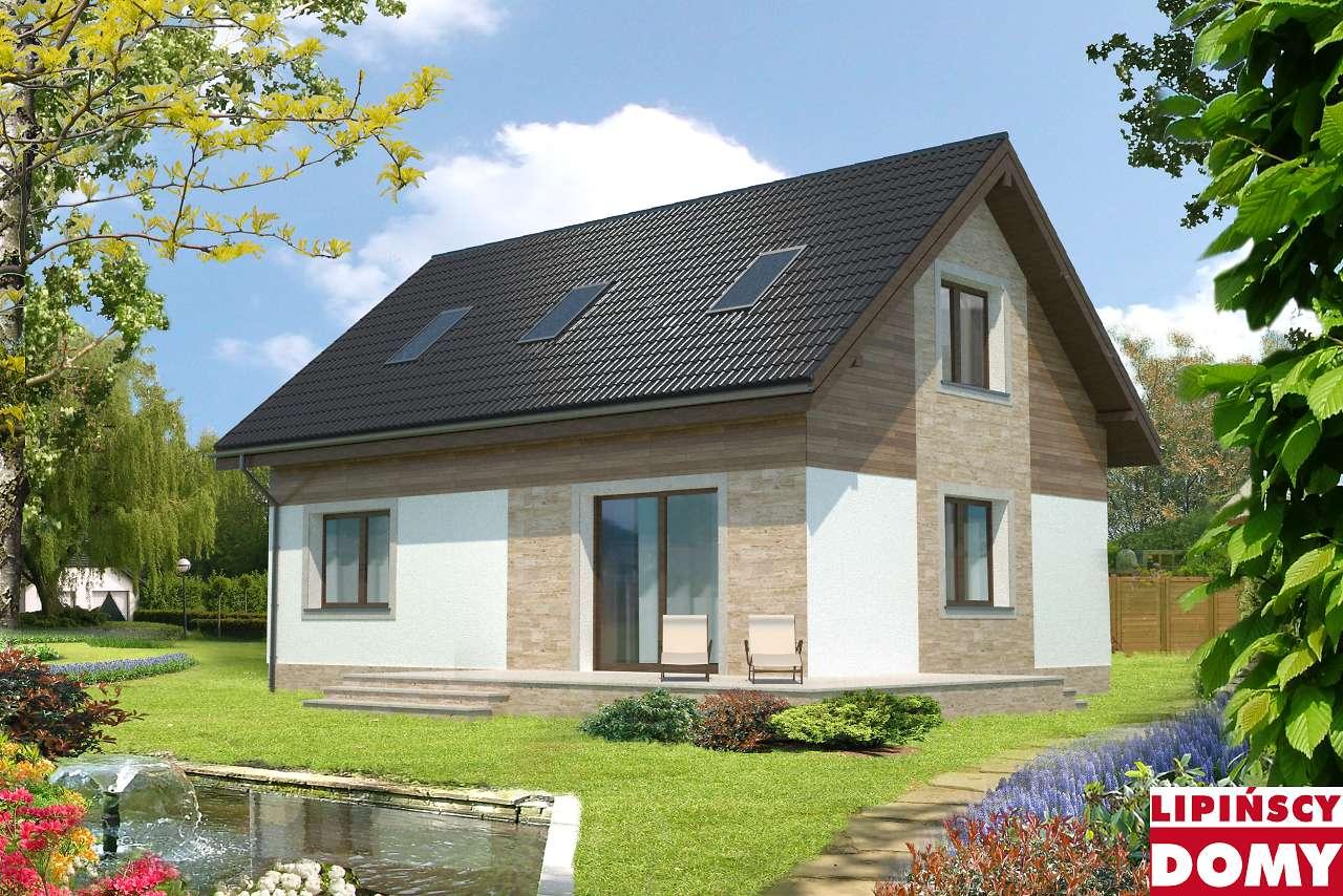 projekt domu Vigo lmp229 Lipińscy Domy
