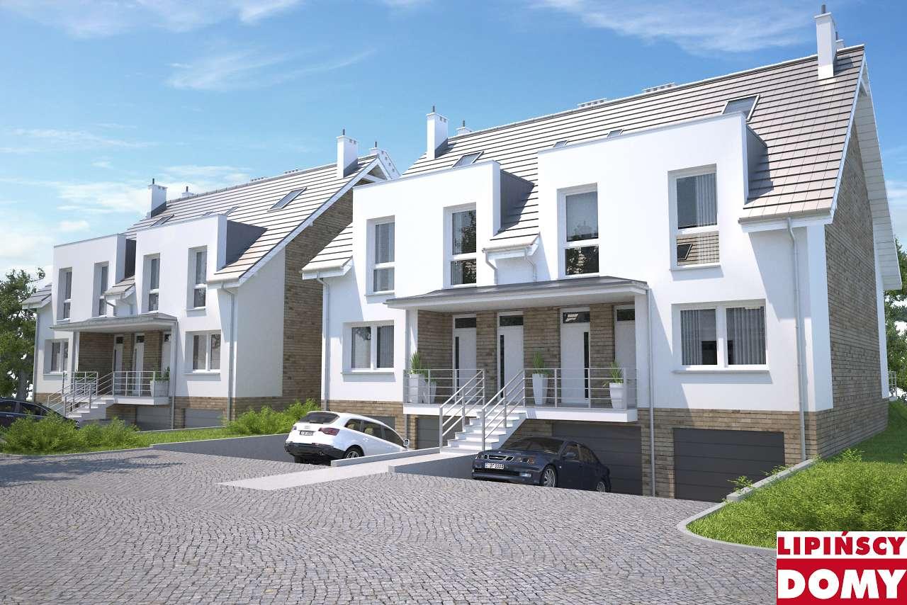 projekt domu wielorodzinnego Everett II dcbl36a Lipińscy Domy