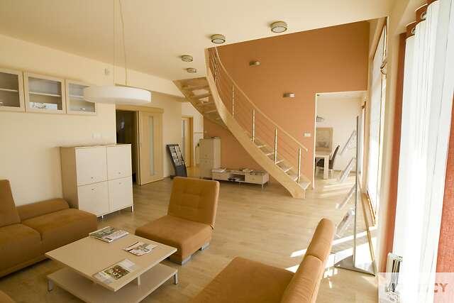 Zobacz powiększenie wizualizacji wnętrza - projekt Lipińscy Dom Pasywny 1