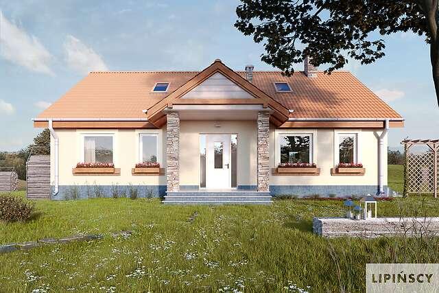 Promocja na projekty domów małych, tanich w budowie