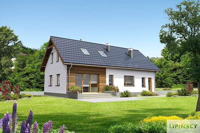Zobacz powiększenie wizualizacji ogrodowej - projekt Ljubljana II
